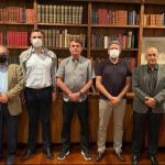 Bolsonaro recebe ministros, Lira e Pacheco para tratar de vacinas, auxílio e PEC Emergencial