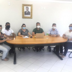 Prefeita Maria Elce se reune com secretários de saúde dos municípios circunvizinhos
