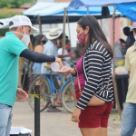 Prefeitura de Riacho de Santana intensifica fiscalização na feira livre santanense