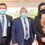 Prefeita Marianna Almeida cumpre agenda em Brasília em busca de recursos para Pau dos Ferros