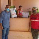 Em José da Penha/RN, o governo municipal através da Secretaria Municipal de Agricultura e Meio ambiente, em parceria com a EMATER local, realizaram a entrega de sementes na zona rural