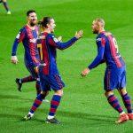 Barcelona faz 3 x 0 no Sevilla e garante vaga na final da Copa do Rei