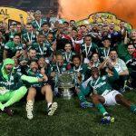Sem sustos, Palmeiras vence Grêmio e conquista a Copa do Brasil