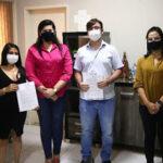 Prefeita faz convocação de profissionais na educação e saúde no município