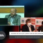 Secretário de educação confirma volta de aulas presenciais em setembro na Paraíba e revela plano de retomada – VEJA VÍDEO