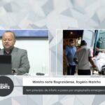 VEJA VÍDEO: Ministro norte Riograndense, Rogério Marinho tem princípio de infarto e passa por angioplastia emergencial