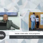 VEJA VÍDEO: Saúde e bem estar: novo programa é lançado em Bernardino Batista e população celebra investimento