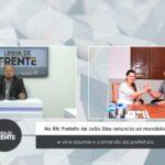 VEJA VÍDEO: No RN: Prefeito de João Dias renuncia ao mandato e vice assume o comando da prefeitura