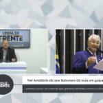 VEJA VÍDEO: Frei Anastácio diz que Bolsonaro dá mais um golpe contra o povo, ao vetar lei que garantia remédio contra o câncer