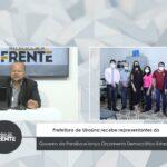 VEJA VÍDEO: Prefeitura de Uiraúna recebe representantes do Governo da Paraíba e lança Orçamento Democrático Estadual
