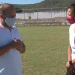 Uma conversa com Antonia Silva, zagueira da seleção brasileira de futebol feminino – VEJA VÍDEO