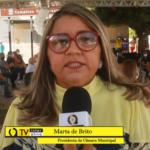 Presidente da Câmara participa de festejos dos 131 anos de emancipação política de Luís Gomes/RN – VEJA VÍDEO