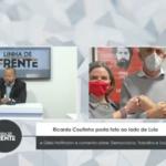 VEJA VÍDEO: Ricardo Coutinho posta foto ao lado de Lula e Gleisi Hoffmann e comenta sobre: Democracia, Trabalho e Saúde
