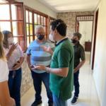 Deputado Walter Alves é recebido pelo prefeito e vereadores de Luís Gomes/RN – VEJA VÍDEO