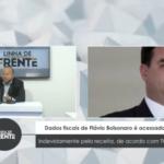 VEJA VÍDEO: Dados fiscais de Flávio Bolsonaro é acessado indevidamente pela receita, de acordo com TCU