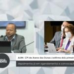 ALRN- CPI da Arena das Dunas confirma dois primeiros depoimentos já em agendamentos e convocações  – VEJA VÍDEO