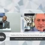 Presidenciável Ciro Gomes tem imóvel leiloado para quitar indenização a Fernando Collor de Mello  – VEJA VÍDEO