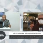 Em Luís Gomes RN: 70% da população já tomou a primeira dose de vacinas contra a Covid, afirma prefeito Tututa – VEJA VÍDEO
