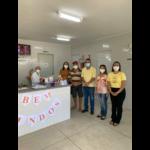 Prefeitura realiza mutirão de serviços de próteses dentárias e ações de saúde na zona rural de Santa Helena