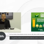 Em poço Dantas: Itamar Moreira alcança mais um alto índice de 84% de aprovação na gestão pública em enquete realizada sobre o município – VEJA VÍDEO