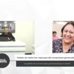 VEJA VÍDEO: Prefeito de Venha Ver viaja para não recepcionar governadora, ex-prefeito faz as honras após ganhar emprego no estado