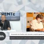 VEJA VÍDEO: Governador da Paraíba João Azevedo cumprirá agenda em cajazeiras e Sousa com visita a obras e assinatura de contratos