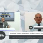 VEJA VÍDEO: Júlio Neto se licencia por 180 dias e Bebé assume presidência da câmara de Santa Helena/PB