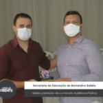 VEJA VÍDEO: Secretaria de Educação de Bernardino Batista realiza prestação de contas em Audiência Pública