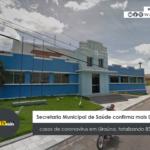 Secretaria Municipal de Saúde confirma mais 02 casos de coronavírus em Uiraúna, totalizando 839