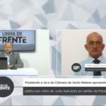 VEJA VÍDEO: Presidente e vice da Câmara de Santa Helena apresentam pleitos em visita de João Azevedo ao sertão da Paraíba
