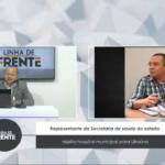 VEJA VÍDEO: Representante da Secretaria de saúde do estado rejeita hospital municipal para Uiraúna