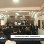 VEJA VÍDEO: Com presença do prefeito, Câmara empossa Gildo Rocha como vereador em Luís Gomes/RN